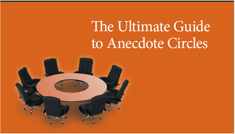 The ultimate guide to Anecdote Circles